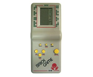 Tetris retro játék