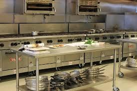 ipari konyha