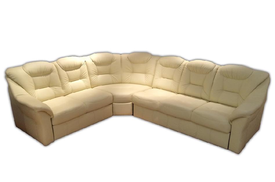 A bőr sarok kanapék egyedivé és hangulatossá varázsolják a nappalit!