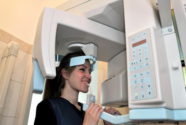 Minőségi fogászati röntgen készítése!