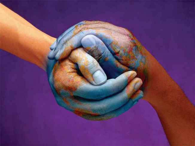 Fontos, hogy odafigyeljünk bolygónkra, és környezettudatosan éljünk!