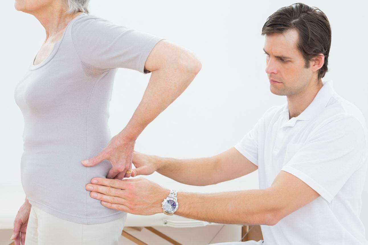 A gerincsérv megfelelő gyógytornával kezelhető.