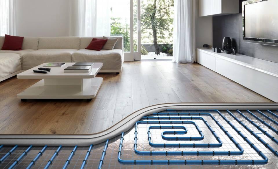 A padlófűtés számtalan előnnyel rendelkezik