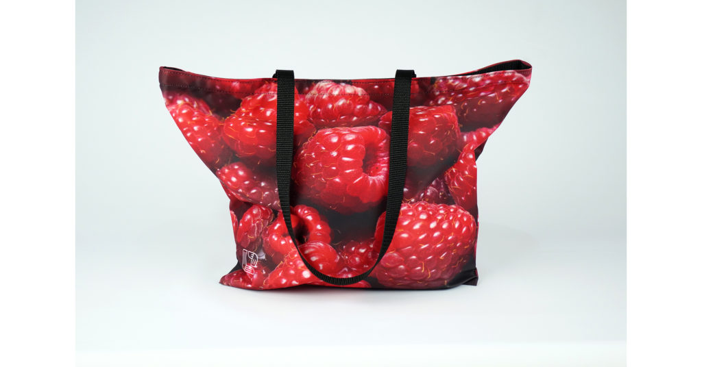 A textil táskák meglehetősen strapabíróak.