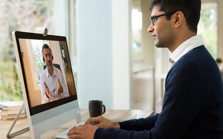 A céges tréningeket online is meg lehet tartani.