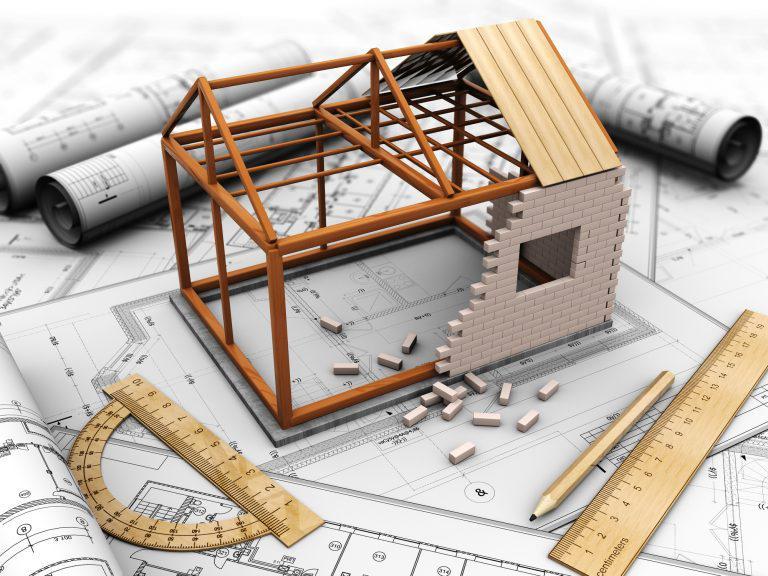 Az építkezés megkezdése előtt fontos a tervezési fázis.